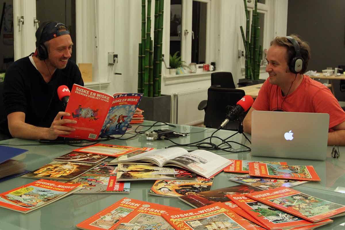 De Perfecte Podcast met Micha van Hoorn