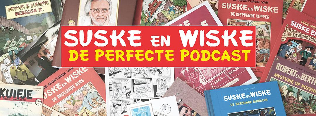 Suske en Wiske - De Perfecte Podcast