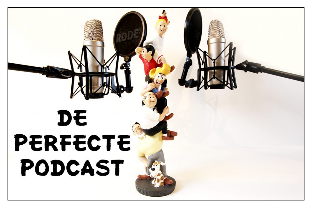 Suske en Wiske De Perfecte Podcast Parastone media