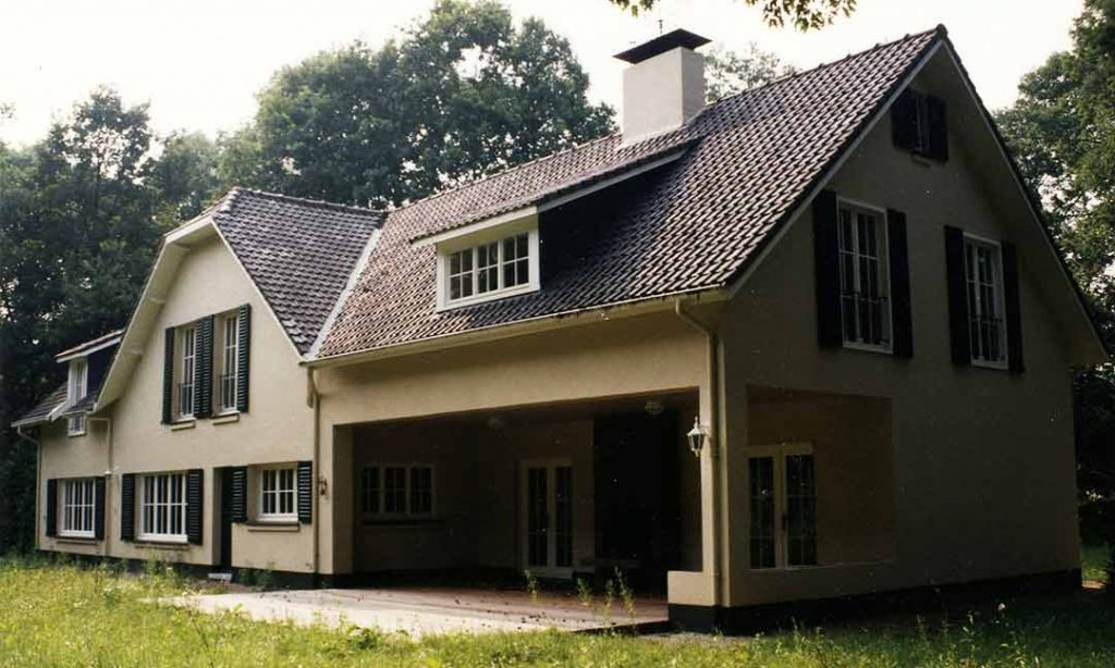 Villa Vandersteen Kalmthout Foto: Erwin van Pottelberge