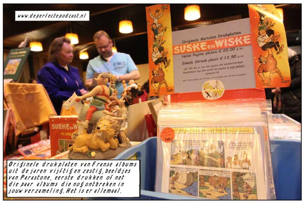 Suske en Wiske fanclubdag 2020