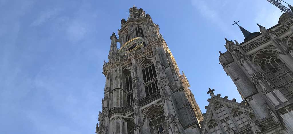 Antwerpen Onze Lieve Vrouwe kathedraal