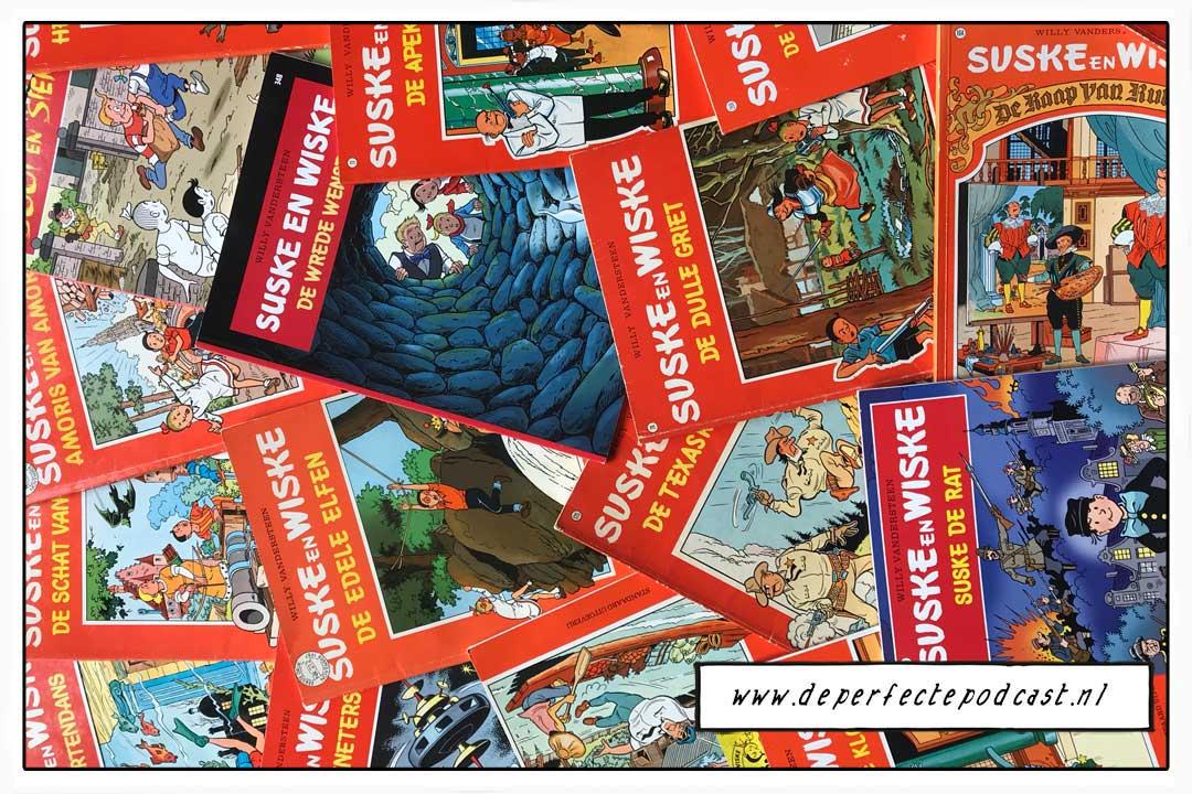 Favoriete Suske en Wiske albums kaften bronnen