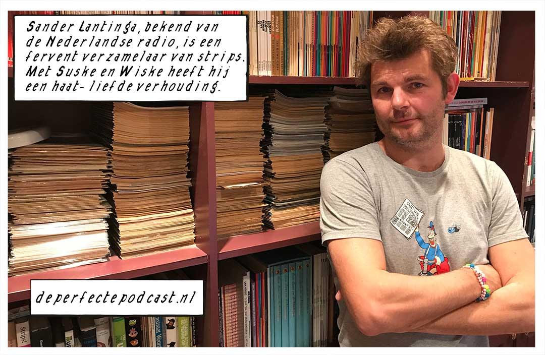 Sander Lantinga strips