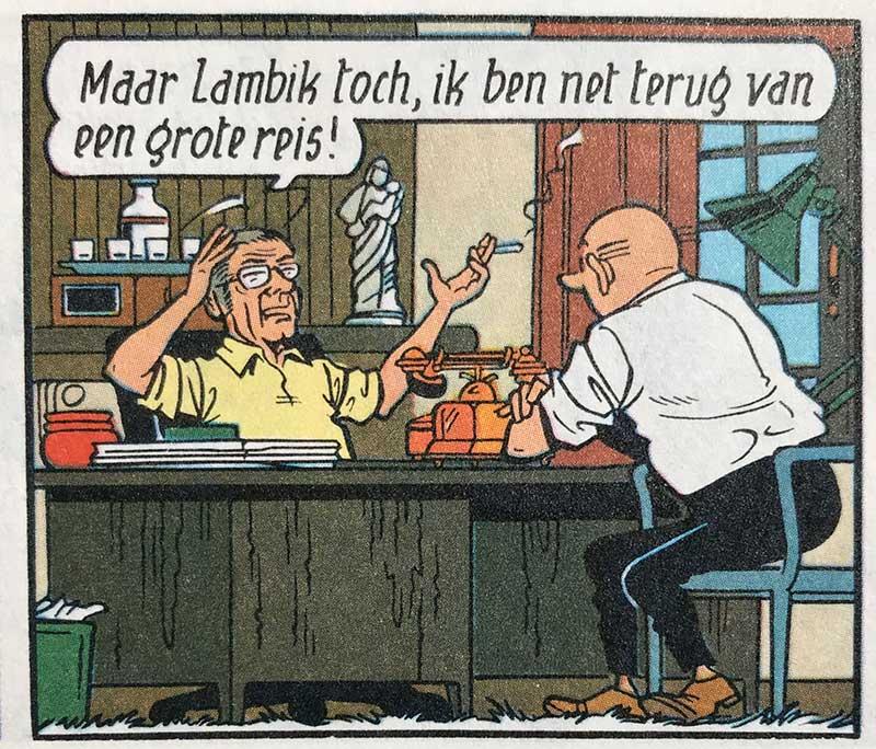 Willy Vandersteen - Suske en Wiske - De Nare Varaan