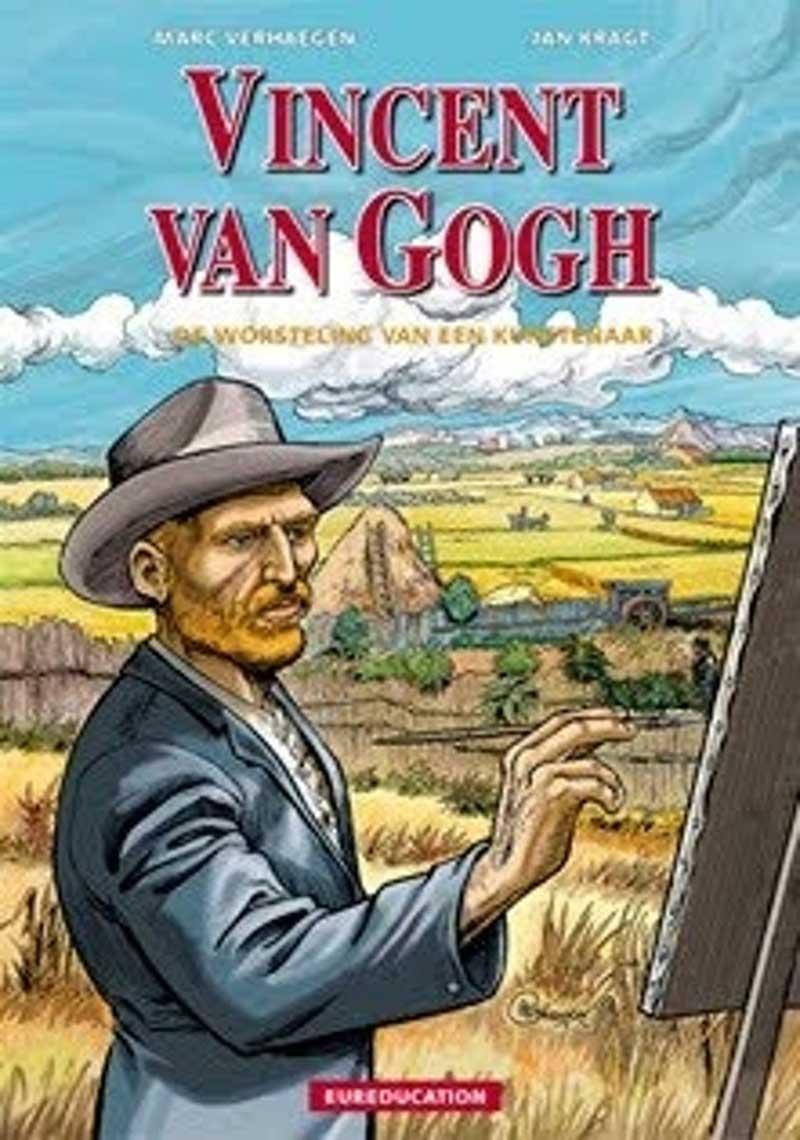 Marc Verhaegen Vincent van Gogh