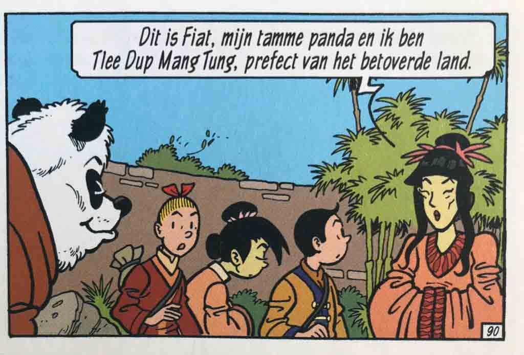 Faamnaam Schaamnaam De Coen en Sander Show Fiat Panda