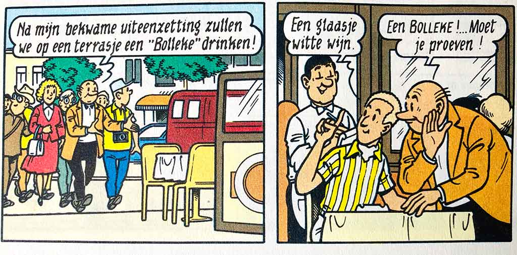 De Koninck bier Bolleke