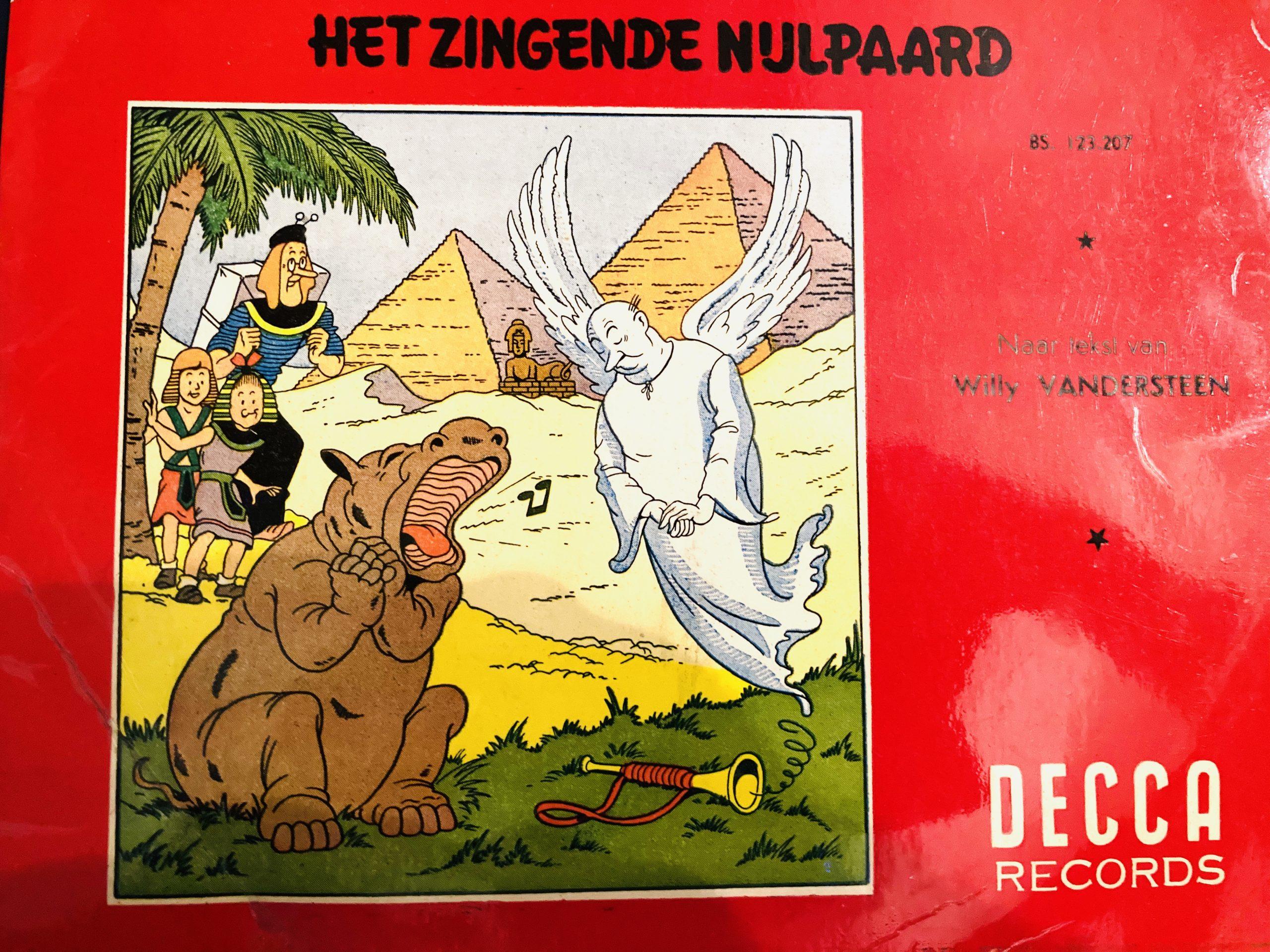 Het Zingende Nijlpaard hoorspel