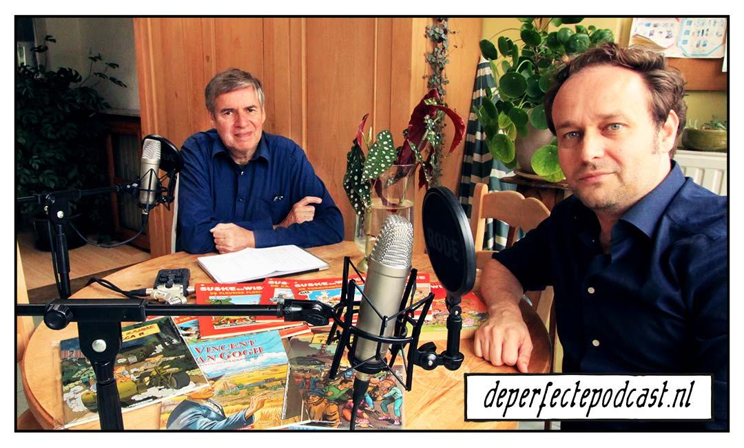 Marc Verhaegen Suske en Wiske Tsjernobyl Senne en Sanne