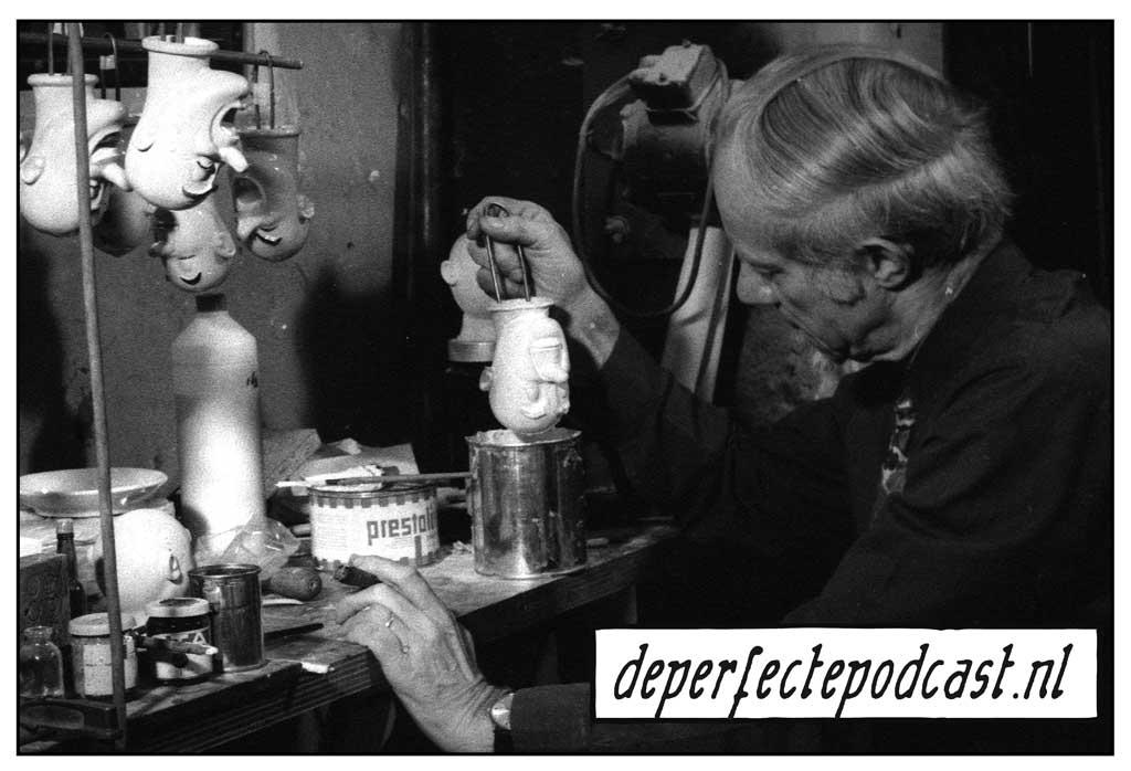 André Henderickx suske en wiske poppenserie schiedam
