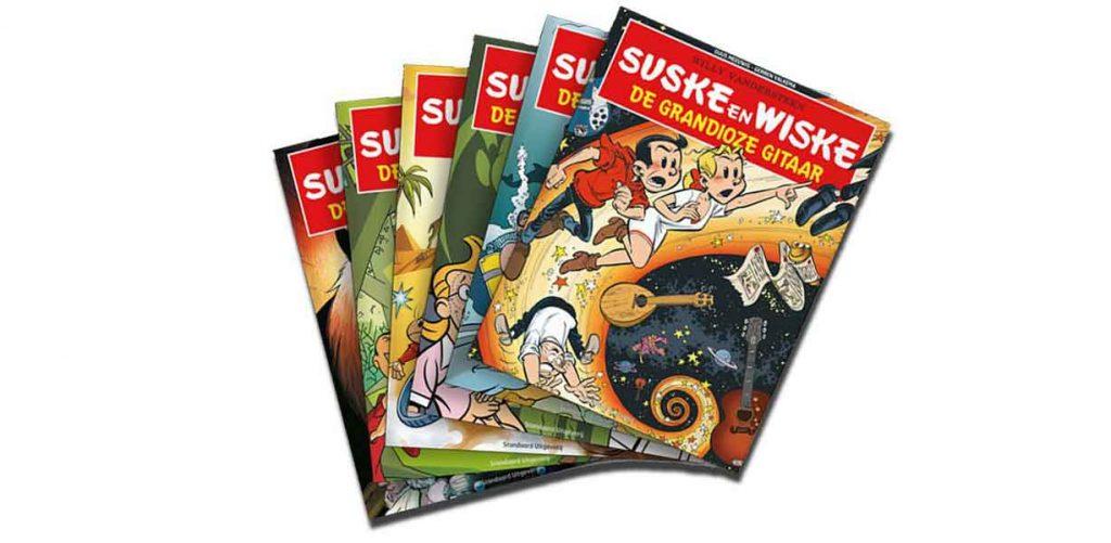 SOS Kinderdorpen Suske en Wiske