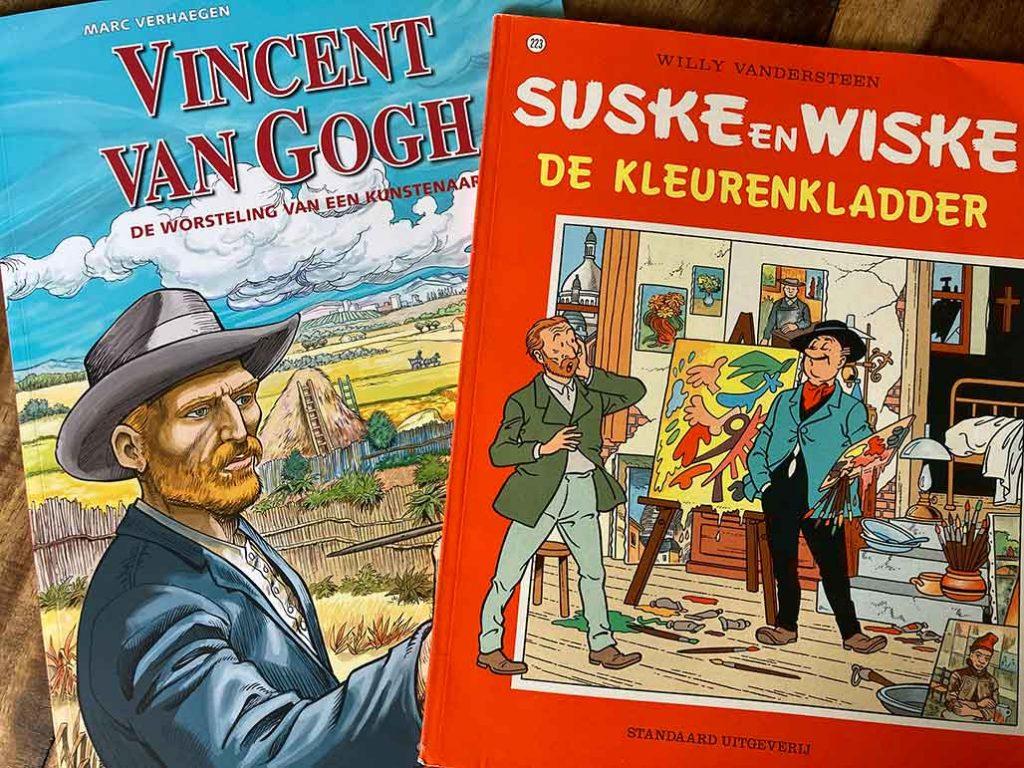 Vincent van Gogh museum De Kleurenkladder Marc Verhaegen EurEducation
