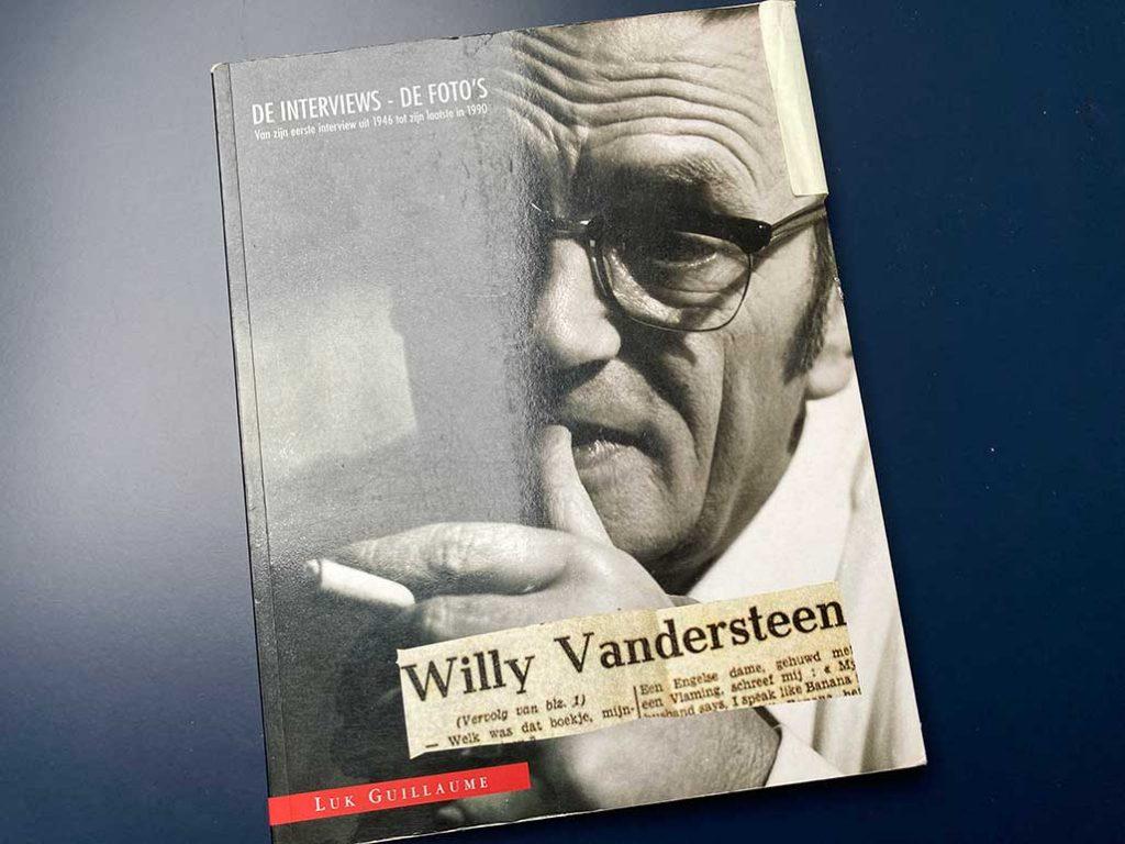 Willy Vandersteen De Interviews
