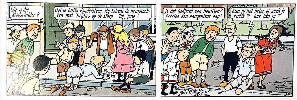 De Zeven Schaken Willy Vandersteen