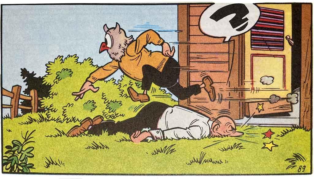 De Klankentapper De Uil Willy Vandersteen Suske en Wiske