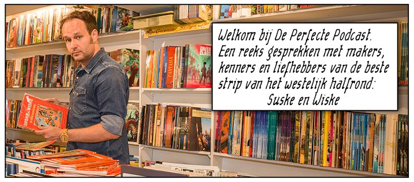 Suske en Wiske stripglossy 21/22 Koen Maas De Perfecte Podcast